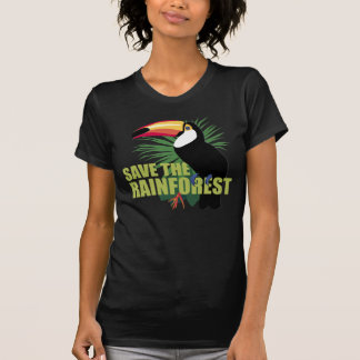 TJED retten den Regenwald-T - Shirt