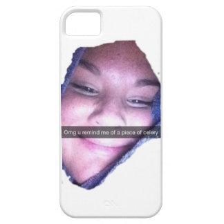 TNIT iPhone Fall (Sellerie) iPhone 5 Schutzhülle