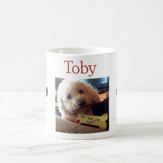 Toby-Foto-Tasse Kaffeetasse