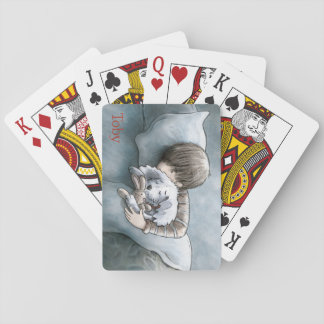 """Toby""""Umarmungs-"""" Spielkarten"""