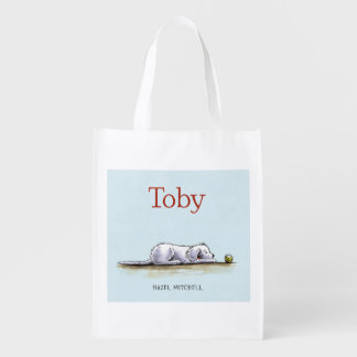 Toby wiederverwendbares Baggie Wiederverwendbare Einkaufstasche