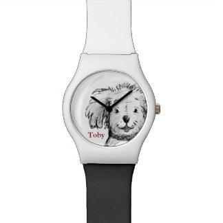Toby-Zeit-Uhr Armbanduhr