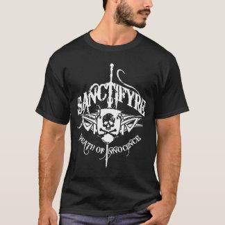 Tod des Unschulds-Schwarzen T-Shirt