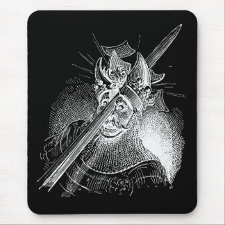 Tod eines Ritters durch Gustave Dore Mousepads