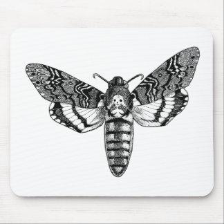 Tod-Köpfige Motte Mousepads