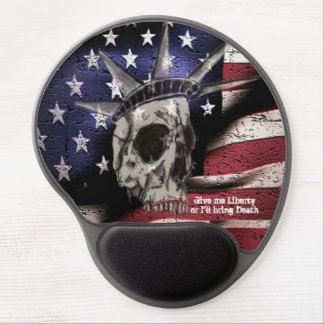 Tod oder Freiheit Gel Mousepad