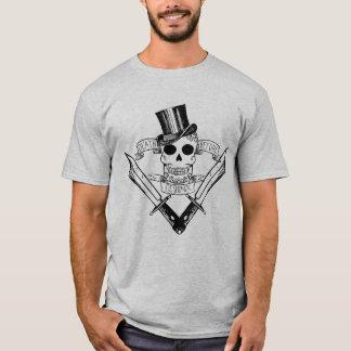Tod vor Schwarz-Entwurf der Schmach-T T-Shirt