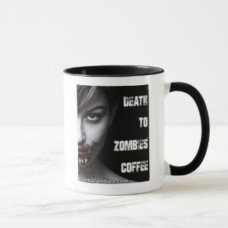 Tod zum Zombie-Kaffee Tasse