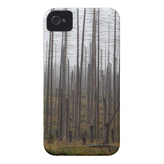 Todesgezierte Bäume iPhone 4 Case-Mate Hülle