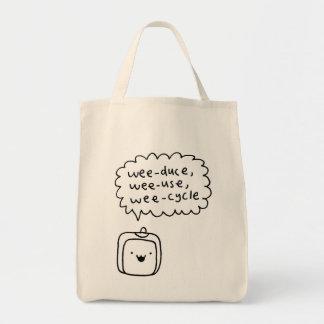 Tofu-Baby-Tasche Einkaufstasche