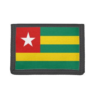 Togo-Flaggen-Geldbörse