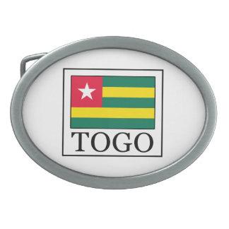 Togo Ovale Gürtelschnallen