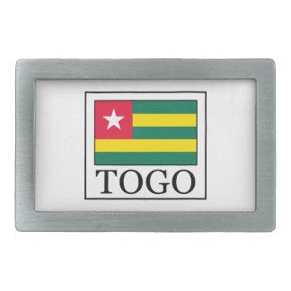 Togo Rechteckige Gürtelschnalle