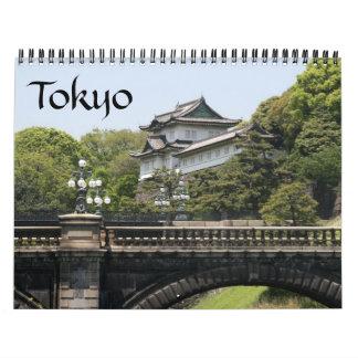 Tokyo 2018 abreißkalender