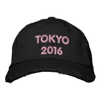 TOKYO BESTICKTE KAPPE