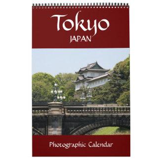 Tokyo Japan Abreißkalender