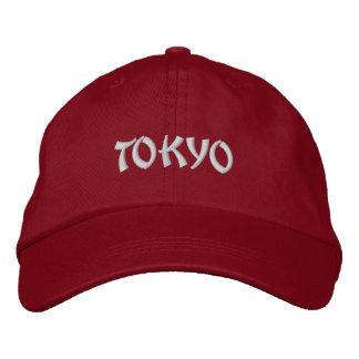 Tokyo-Stadt von Japan Bestickte Baseballkappe