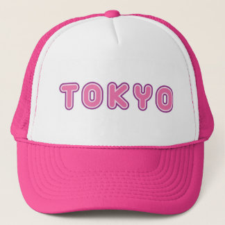 Tokyo Truckerkappe