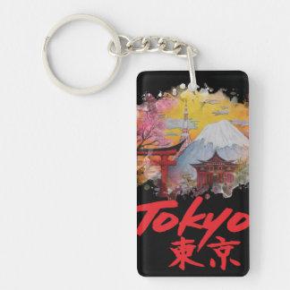 Tokyoschlüsselkette Schlüsselanhänger