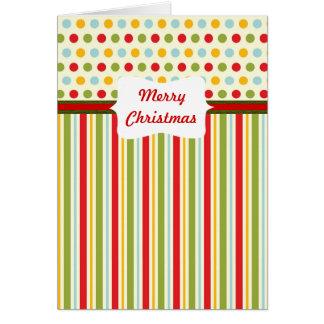Tolle Weihnachten~ Karte