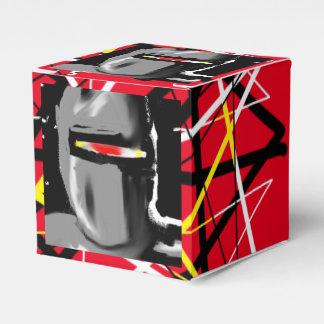 TOLLES ROBOTER-Rot Geschenkkartons