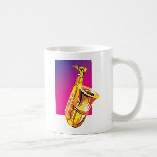 Tolles Saxophon Kaffeetasse