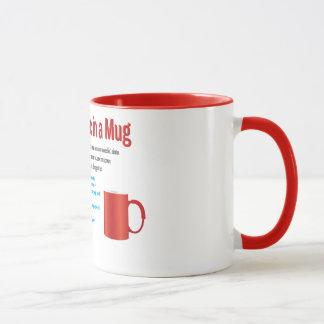 TomateMac in einer Tasse