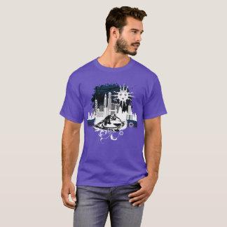 Töne des Stadtsun-Aufstieges T-Shirt