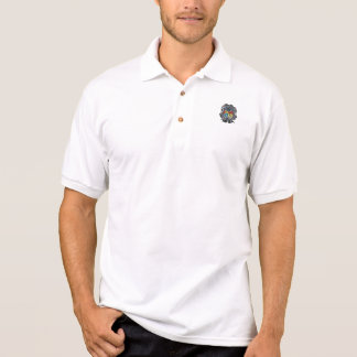 Tongaisches Siegel-Polo Polo Shirt