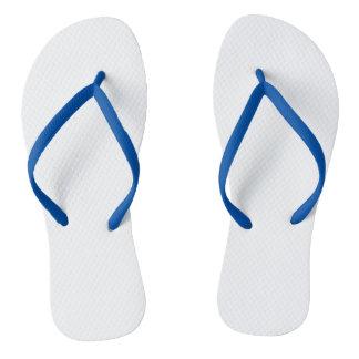 Tongs Bascules électroniques adultes bleues, courroies
