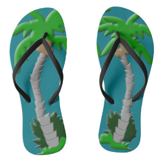 Tongs Bascules électroniques de palmier