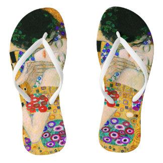 Tongs Le baiser par Gustav Klimt