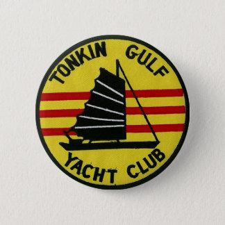 Tonkin Golf-Yachtclub-Knopf Runder Button 5,1 Cm