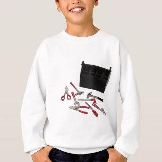 ToolsMiniature070109 Sweatshirt
