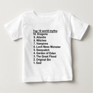 Top 10 Mythen