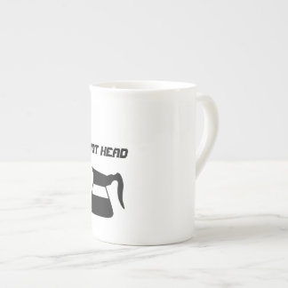 Topf-Hauptkaffee-Tasse Prozellantasse