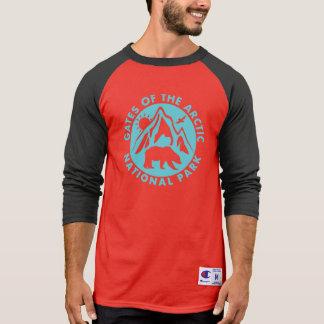 Tore des arktischen Nationalparks T-Shirt