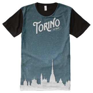 Torino - ganz über Druck T - Shirt