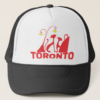 Toronto 1 truckerkappe