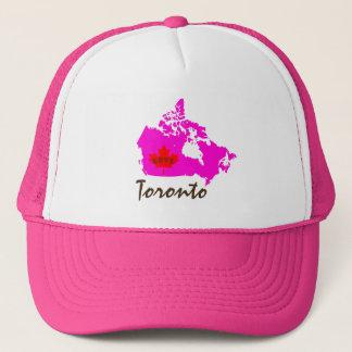 Toronto Ontario fertigen Kanada-Hut besonders an Truckerkappe