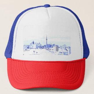 Toronto-Skyline Truckerkappe