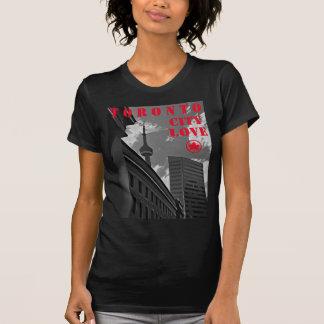 TORONTO-STADT-LIEBES-T - SHIRTS, KLEIDERentwurf T-Shirt