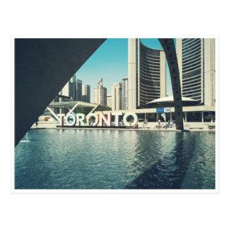 TorontoRathaus Postkarte