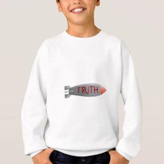 Torpedo der Wahrheit Sweatshirt
