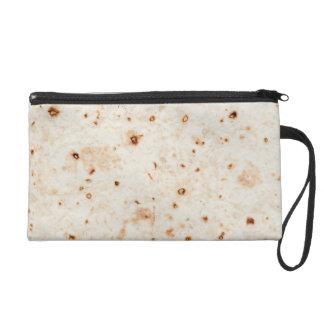 Tortilla-Kosmetik-Tasche Wristlet Handtasche