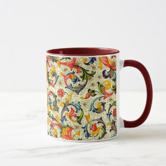 Toskanische Rebe-Tasse Tasse