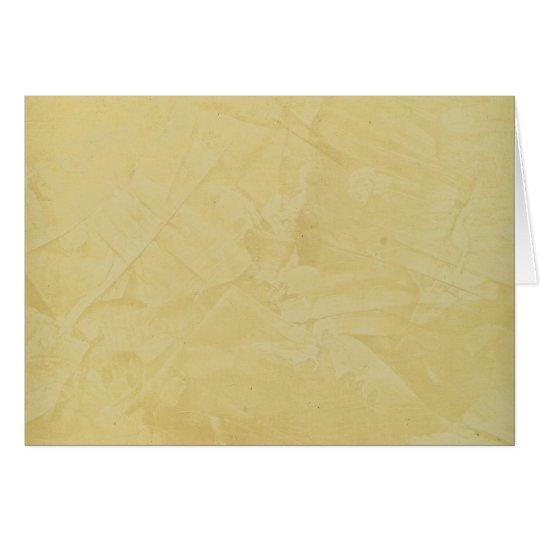 Toskanischer leerer Gruß Sun Karte