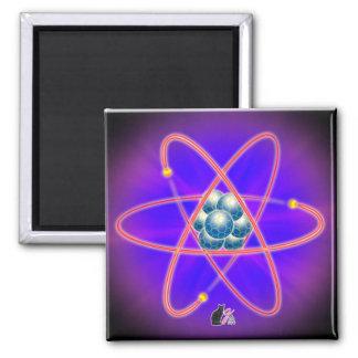 Total Atommagnet Quadratischer Magnet