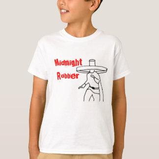Total Trini Mitternachtsräuber-T - Shirt-Rot T-Shirt