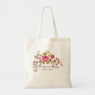 Tote Bag Joli mariage de Multifloral
